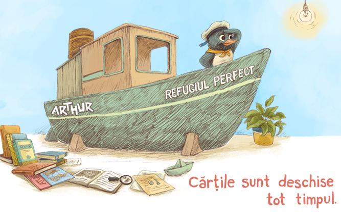 Screenshot_2020-04-16 Refugiul Perfect - Editura Arthur